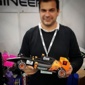 OpenRC F1 Car Project