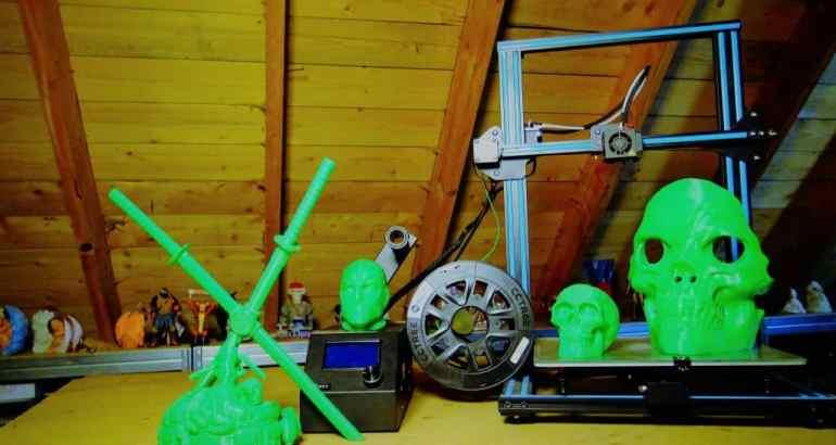 Creality CR-10 Aibecy 3D Printer