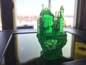 trigolla-anycubic photon-castle