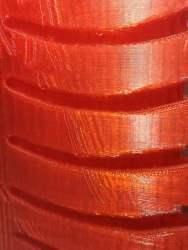 Tevo Flash 3D Printer Ringing 3D Printz Crystal PLA