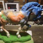 Tevo Flash 3D Printed Big Unicorn