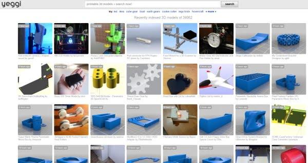 Best Websites To Download 3D Printing Models