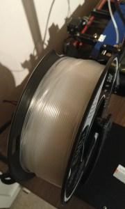 Eryone transparent PLA spool