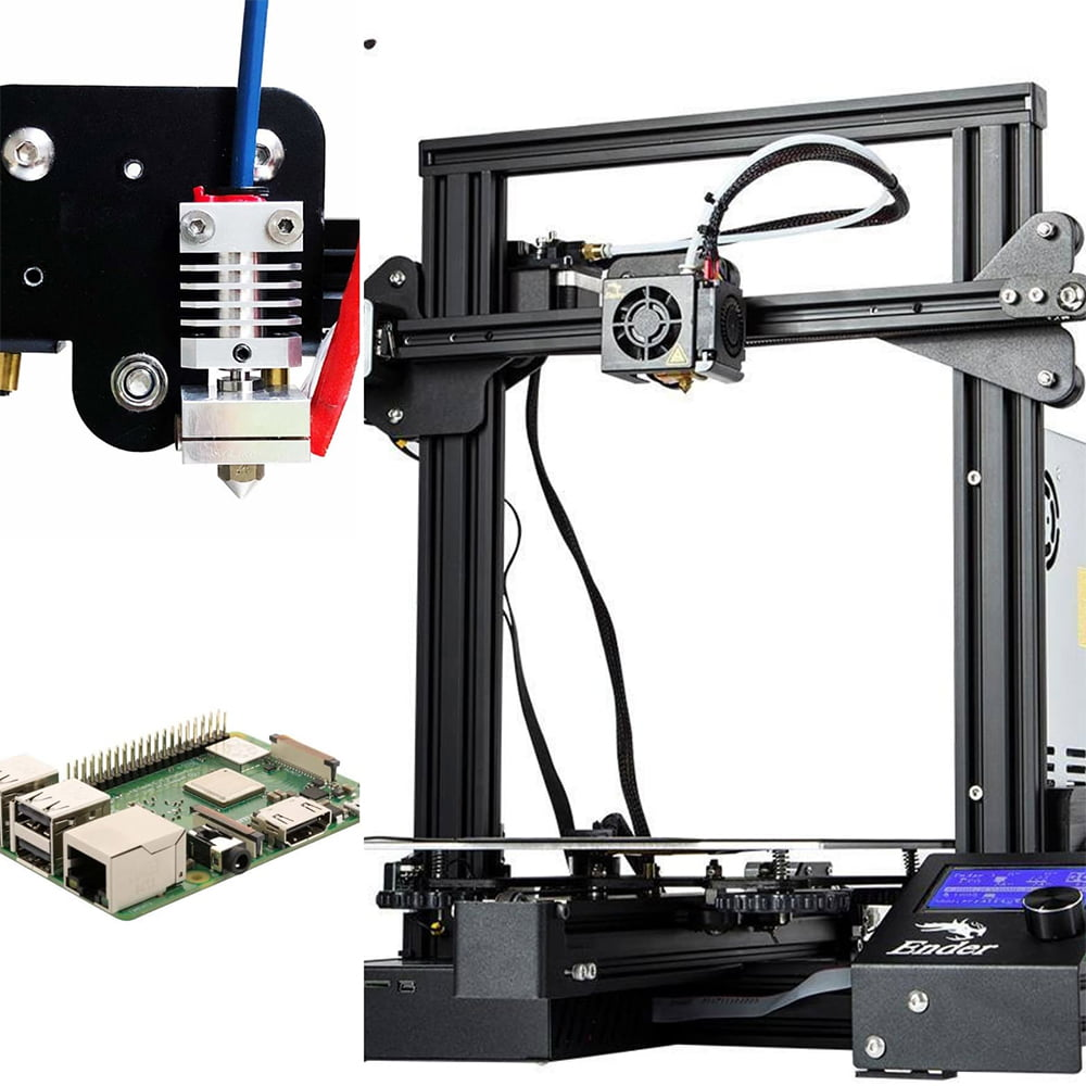 photo relating to Ender 3 Printable Upgrades referred to as Creality Ender 3 Updates And Mods - Ought to Incorporate (Skilled) - Inov3D