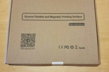 Eryone Maflex Build Plate – Its magnetic-ent!