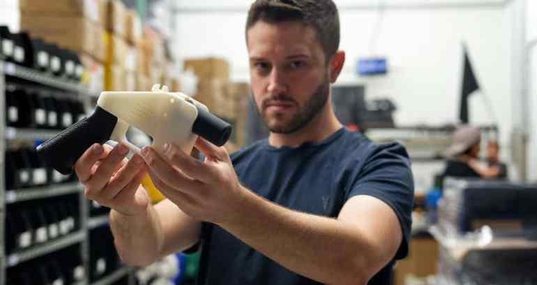 Cody Wilson 3D Printed Gun Creator - Plead Guilty
