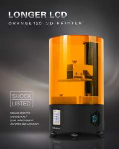 Longer3D Orange 120: All that you need to know!