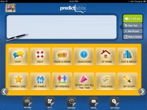 Predictable iPad screenshot
