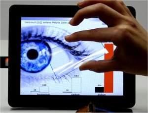 Telas sensíveis ao toque são feitas com PET e nanotubos