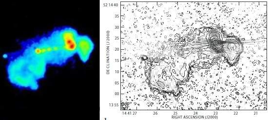 Descoberta maior corrente elétrica do Universo