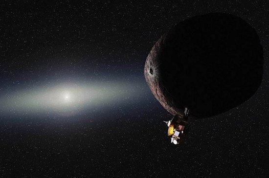NASA escolhe novo destino para sonda New Horizons