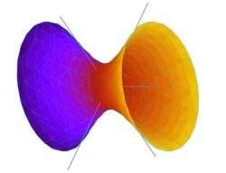 Singularidade é prevista em Universo tridimensional