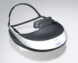 Sony lança monitor pessoal 3D