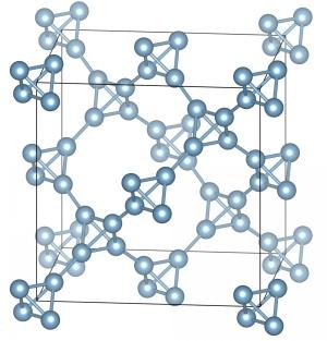 Descoberto alumínio ultraleve, que flutua na água