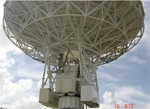 Radiotelescópio brasileiro volta a funcionar