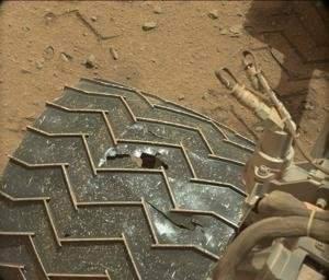NASA vai reformatar memória de robô em Marte
