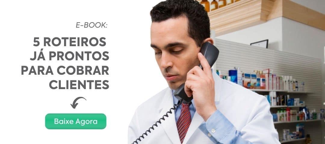 Ebook Cobrar clientes - Por que é importante organizar processos de gestão em uma farmácia?