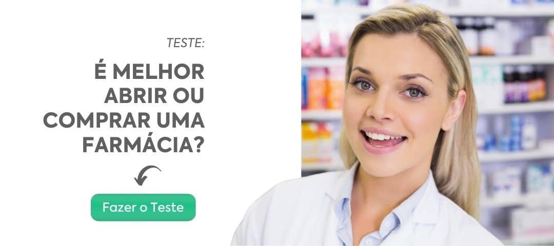 Teste Abrir ou comprar farmacia - Descubra quais são os principais erros de exposição de produtos cometidos pela sua farmácia