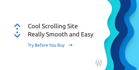 FREE Smooth Scroll Plugin for WordPress