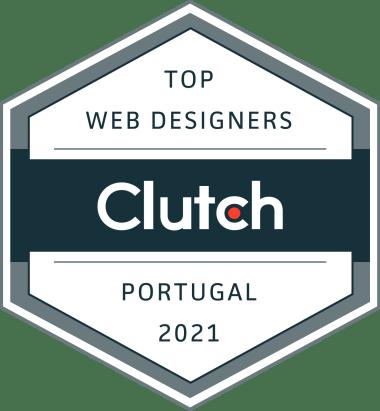 Clutch Top Web Designers Portugal 2021