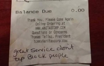 Racist Customer DC Comedy