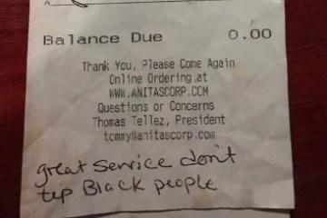 Racist Customer DC Comedy