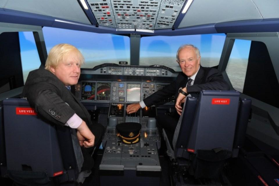 tim-clark-and-boris-johnson-emirates-aviation-experience-image-1