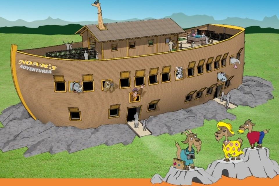 Noah's p-ark2