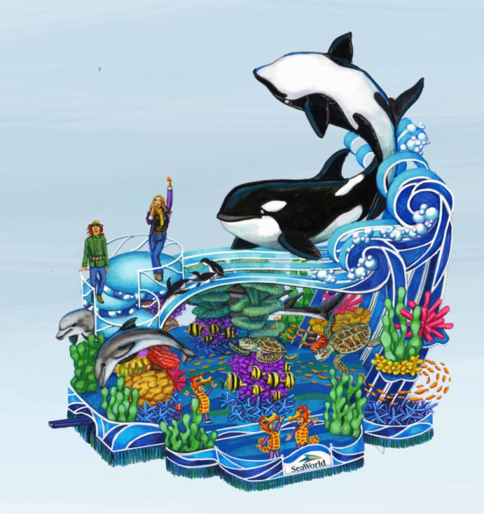 SeaWorld_Parade_float_concept_sketch