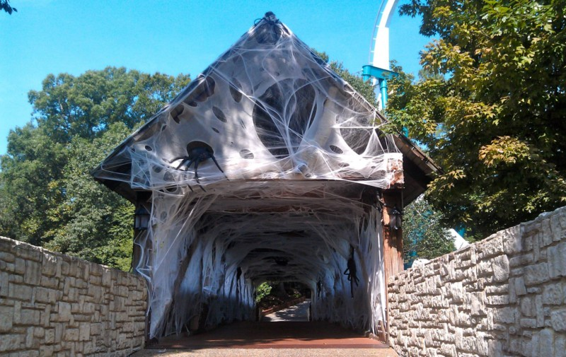 Inpark Magazine Busch Gardens Williamsburg Howl O Scream