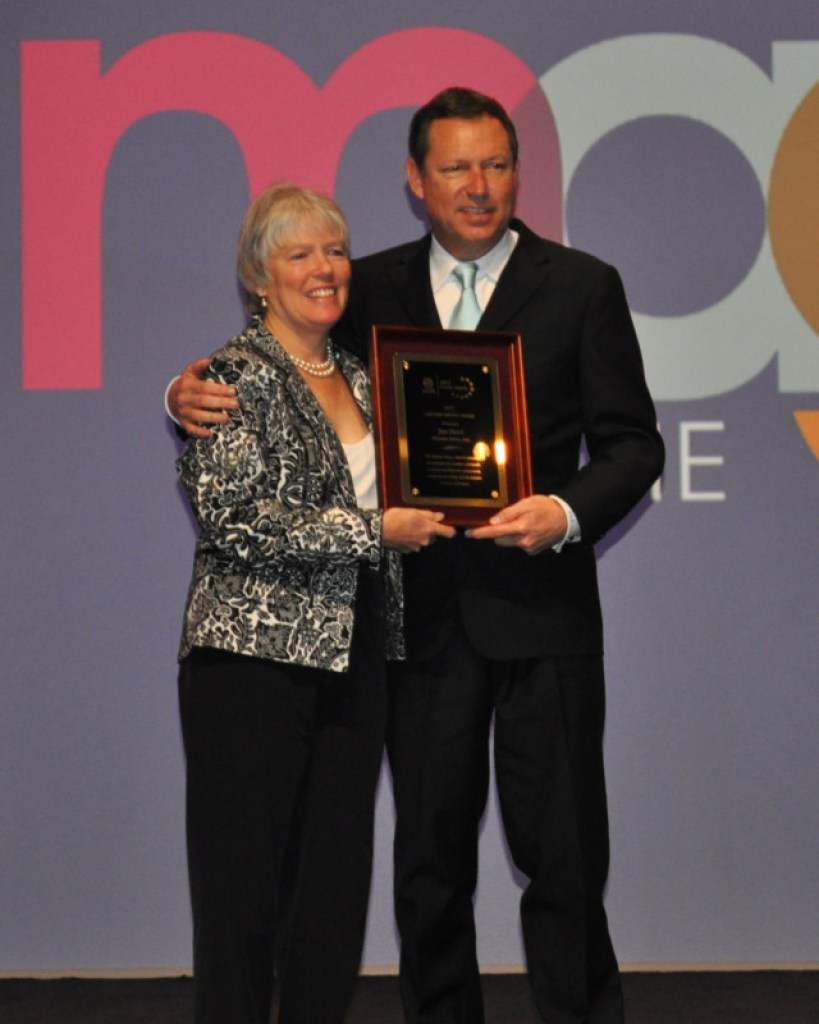 IAAPA Lifetime Service Award