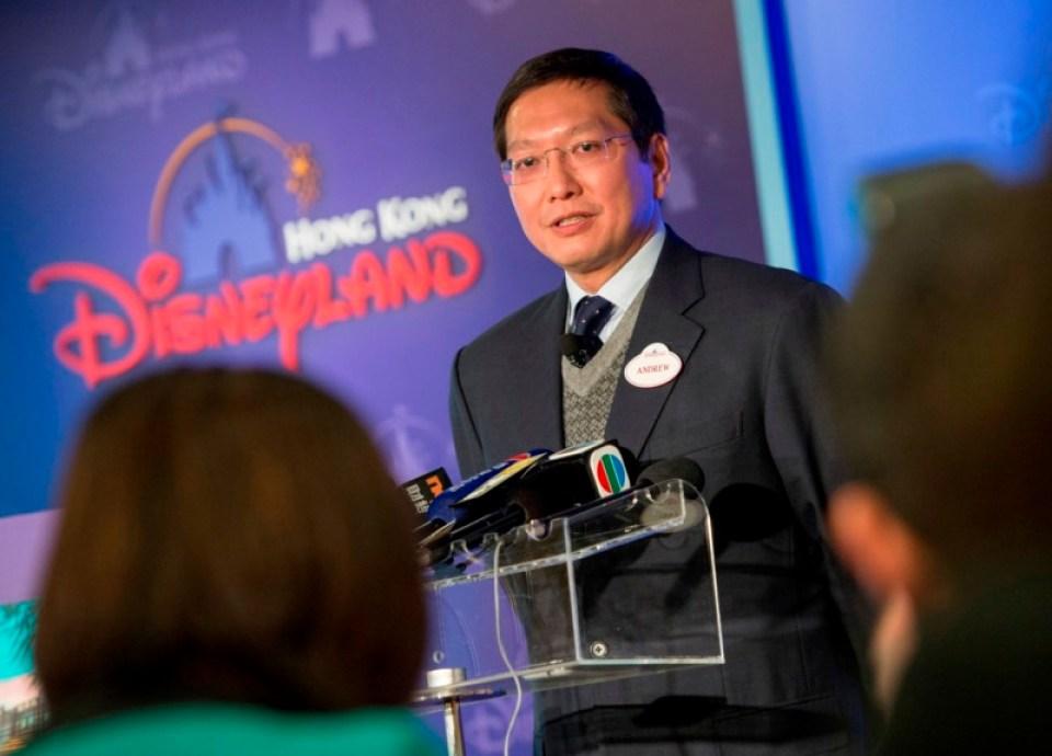 Photo 2-Andrew Kam-Managing Director of HKDL