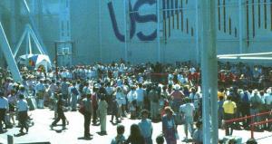 US Pavilion, World Expo 88 (Brisbane, Australia). Photo courtesy James Ogul