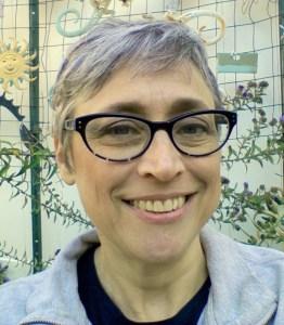 Past recipient Judith Rubin