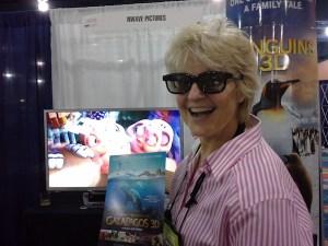 Janine Baker, Senior Vice President, nWave Pictures Distribution