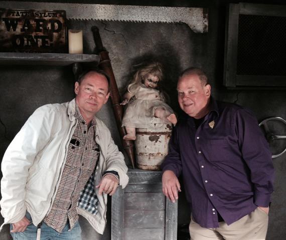 Peter Osbeck & Drew Hunter