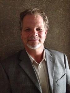 Bryan Boehme, Director, LBE Christie Americas (2015)(lr)