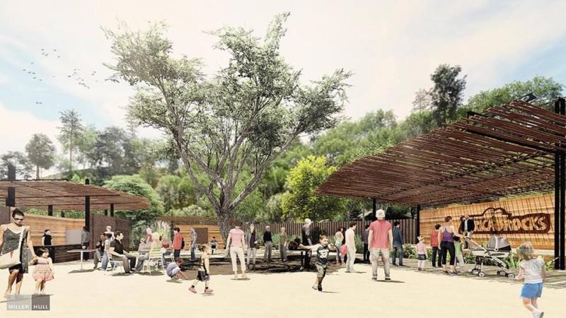 South Plaza