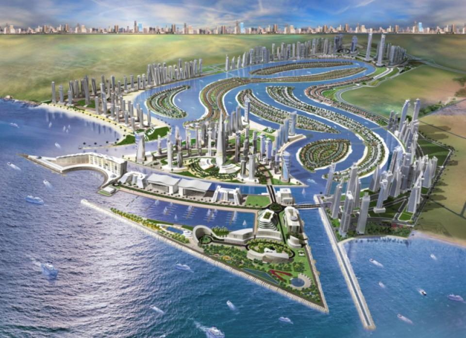 Sharjah Waterfront City - Image 3