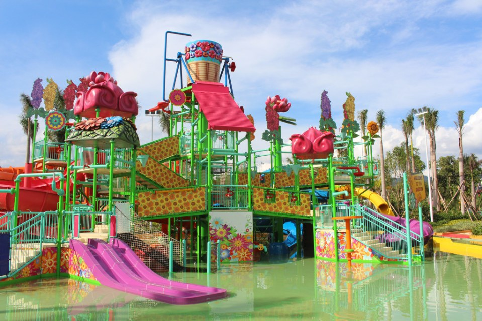 Xishuangbanna International Resort (4) AquaPlay
