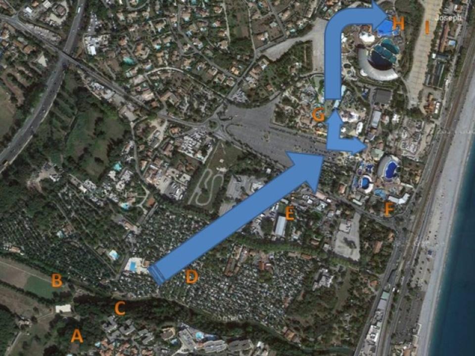 Photo via Google Maps. Iconography by InPark Magazine.