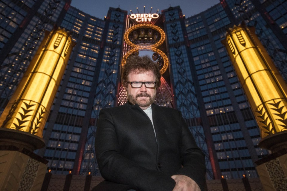 2 Gary Goddard at Studio City Macau
