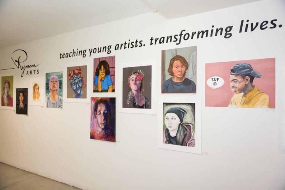2016 Grad - Ryman Arts Exhibit 1