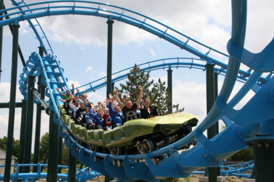 Chance Lightning Run Hyper GT-X, Kentucky Kingdom