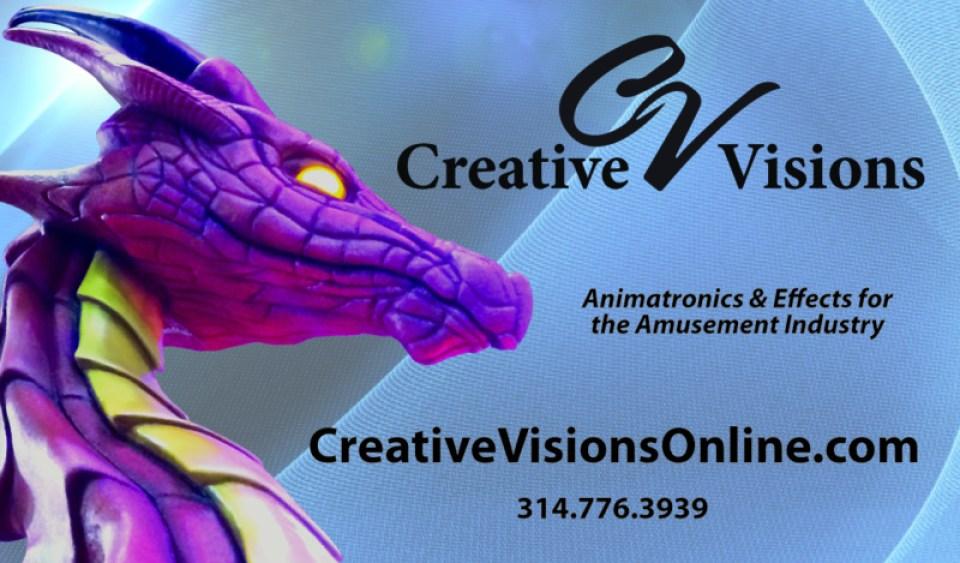 cv business card ad