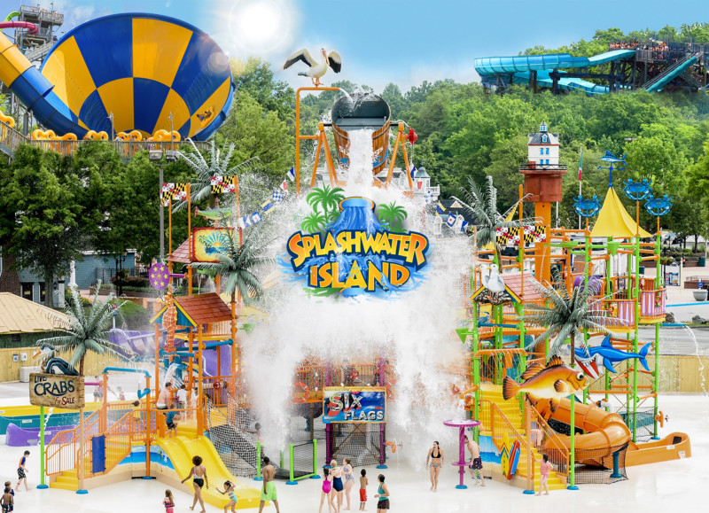 InPark Magazine – Six Flags Announces 2018 Attractions
