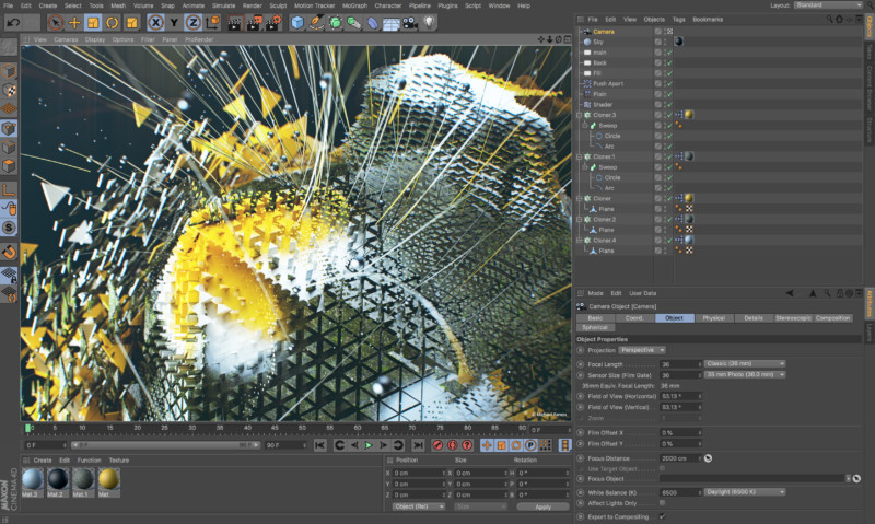 InPark Magazine – MAXON debuting newest version of Cinema 4D