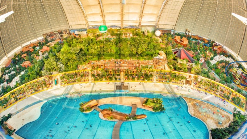 Inpark Magazine Germany S Tropical Islands Acquired By
