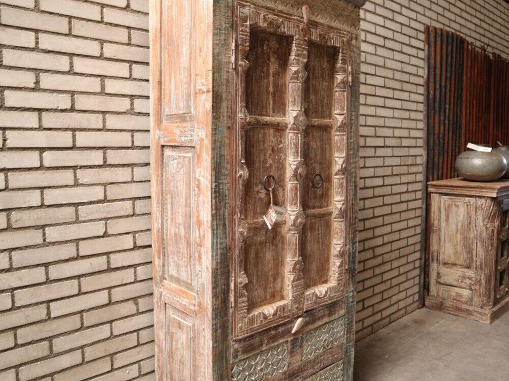 Hoge india kast Inpa woonwinkel