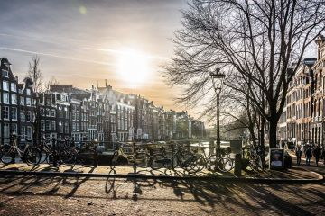 amsterdam airport transfers